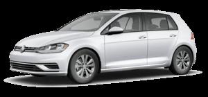 2020 Volkswagen Golf 1.4T TSI 4D Hatchback