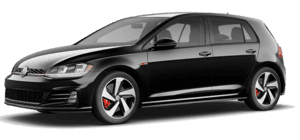 2020 Volkswagen Golf GTI 2.0T S 4D Hatchback