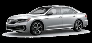 2020 Volkswagen Passat 2.0T R-Line 4D Sedan