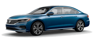 2020 Volkswagen Passat 2.0T SEL 4D Sedan