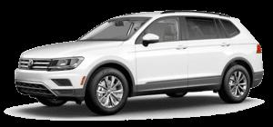 2020 Volkswagen Tiguan 2.0T S 4D Sport Utility