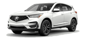 2021 Acura RDX Technology Package 4D Sport Utility