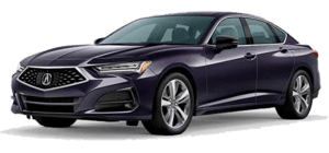 2021 Acura TLX Advance 4D Sedan