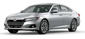 2021 Honda Accord Hybrid EX 4D Sedan