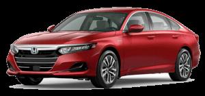 2021 Honda Accord Hybrid Hybrid