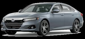 2021 Honda Accord Hybrid Touring 4D Sedan