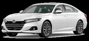 2021 Honda Accord EX-L 4D Sedan
