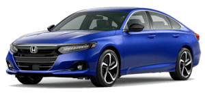 2021 Honda Accord Sedan 1.5T L4 Sport