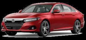 2021 Honda Accord Touring 2.0T 4D Sedan