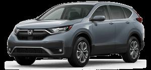 2021 Honda CR-V EX-L 4D Sport Utility