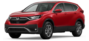 2021 Honda CR-V EX 4D Sport Utility