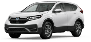 2021 Honda CR-V Hybrid EX-L 4D Sport Utility