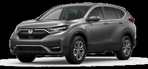 2021 Honda CR-V Hybrid EX 4D Sport Utility