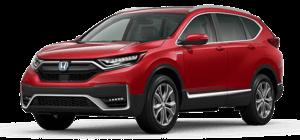 2021 Honda CR-V Hybrid Touring 4D Sport Utility