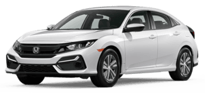 2021 Honda Civic LX 4D Hatchback