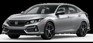 2021 Honda Civic Sport 4D Hatchback