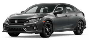 2021 Honda Civic Sport Touring 4D Hatchback