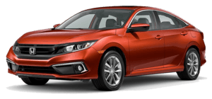 2021 Honda Civic Sedan 1.5T L4 EX