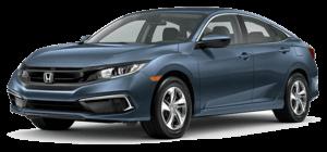 2021 Honda Civic LX 4D Sedan