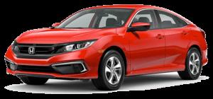 2021 Honda Civic Sedan 2.0 L4 LX
