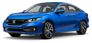 2021 Honda Civic Sedan 2.0 L4 Sport