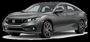 2021 Honda Civic Sport 4D Sedan