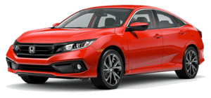2021 Honda Civic Sport 4D Sedan