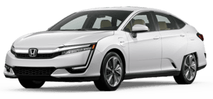 2021 Honda Clarity Plug-In Hybrid Base 4D Sedan