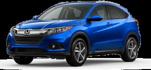 2021 Honda HR-V EX-L 4D Sport Utility