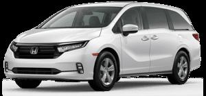 2021 Honda Odyssey EX 4D Passenger Van
