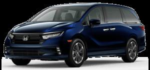 2021 Honda Odyssey Elite 4D Passenger Van