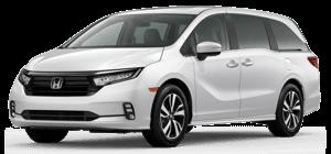 2021 Honda Odyssey Touring 4D Passenger Van
