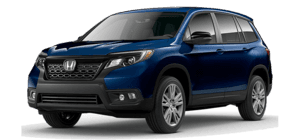 2021 Honda Passport EX-L 4D Sport Utility
