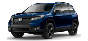 2021 Honda Passport Elite 4D Sport Utility