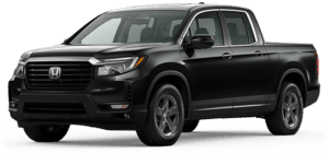 2021 Honda Ridgeline RTL-E 4D Crew Cab