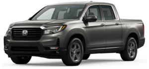 2021 Honda Ridgeline With Leather and Navigation RTL-E