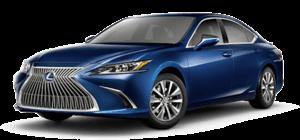 2021 Lexus ES 350 4D Sedan
