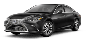 2021 Lexus ES 300h 4D Sedan