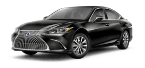 2021 Lexus ES 300h Luxury 4D Sedan