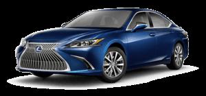 2021 Lexus ES 300h Luxury 4D Sedan