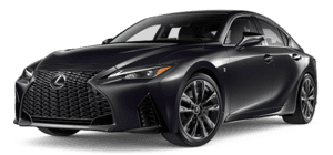2021 Lexus IS 350 4D Sedan