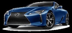 2021 Lexus LC 500 2D Coupe