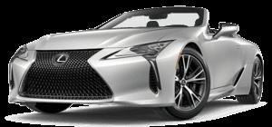 2021 Lexus LC 500 2D Convertible