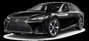 2021 Lexus LS 500 Base 4D Sedan