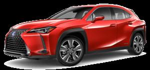 2021 Lexus UX 250h Base 4D Sport Utility