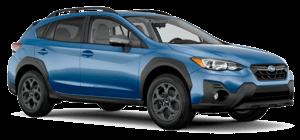 2021 Subaru Crosstrek Sport 4D Sport Utility