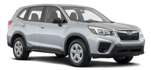 2021 Subaru Forester Base 4D Sport Utility