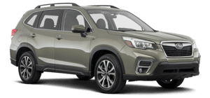 2021 Subaru Forester Limited 4D Sport Utility
