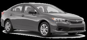 2021 Subaru Impreza Base 4D Sedan