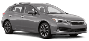 2021 Subaru Impreza Limited 4D Hatchback